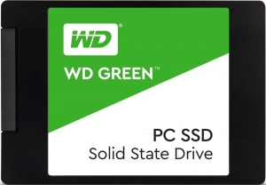 Жесткий диск Western Digital Green (WDS120G1G0A) 120Gb