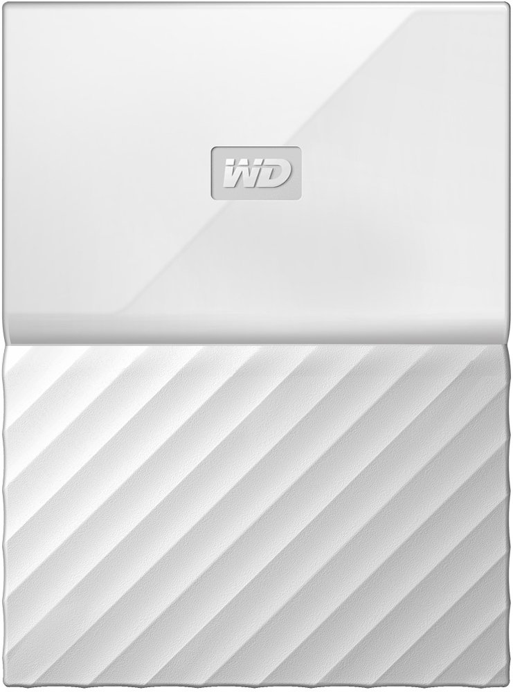 Внешний жесткий диск Western Digital My Passport (WDBBEX0010BWT) 1000 Gb