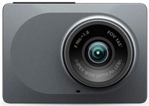 Видеорегистратор Xiaomi YI Smart Dash Camera Grey фото