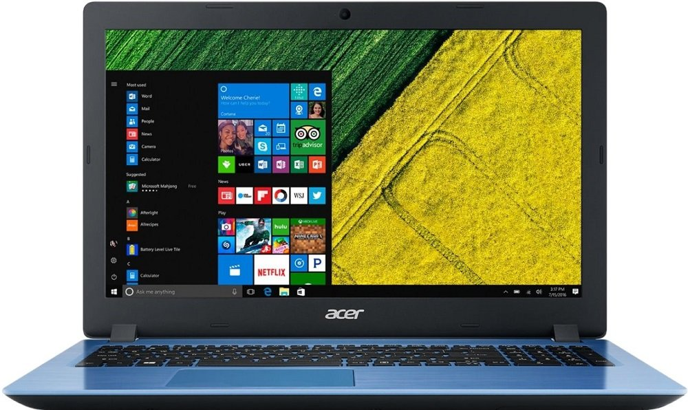 Ноутбук Acer Aspire 3 A315-51-54PD (NX.GS6ER.004) фото
