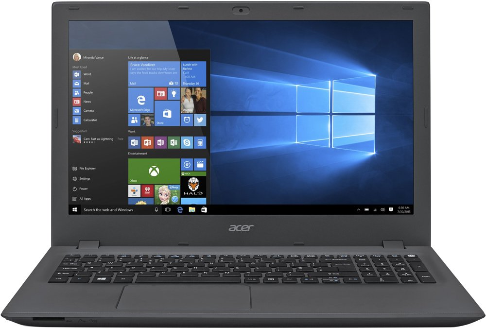 Ноутбук Acer Aspire E5-573G-P4UP (NX.MVMER.041)