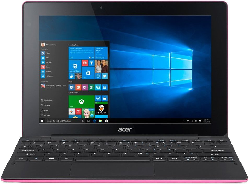 Планшет Acer Aspire Switch 10 E SW3-016 532GB (NT.G8ZER.001)