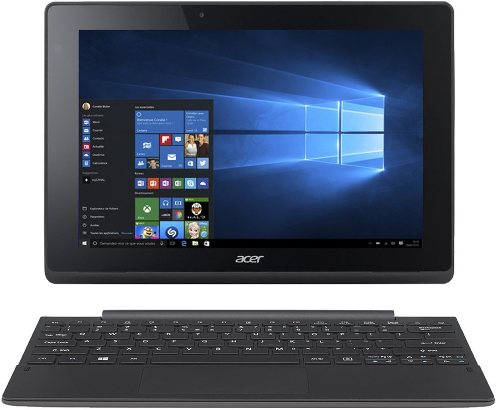 Планшет Acer Aspire Switch 10 E SW3-016 64GB (NT.G8VER.002)