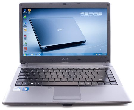 New Drivers: Acer Aspire 4810 Timeline Notebook Intel VGA