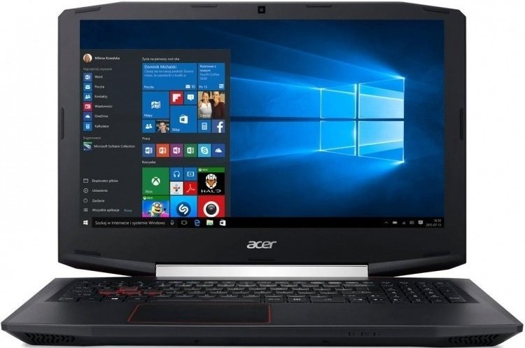 Ноутбук Acer Aspire VX15 VX5-591G (NH.GM4EP.003) фото