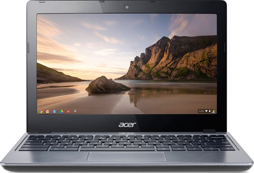 Ноутбук Acer Chromebook C720 (NX.SHEER.002)