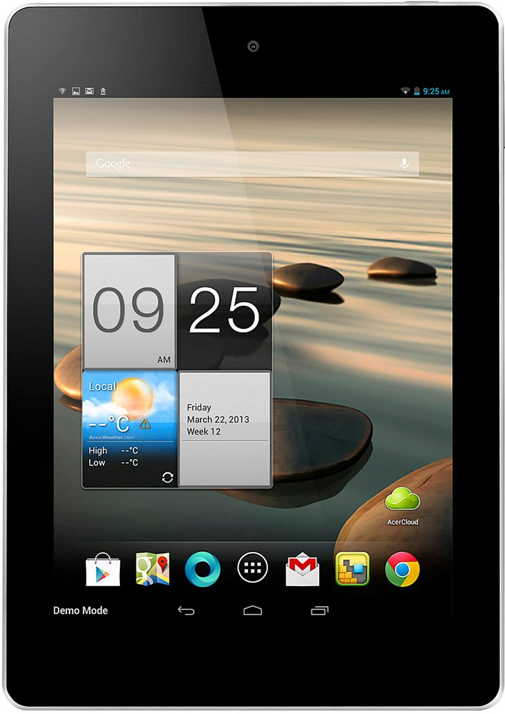 Планшет Acer Iconia A1-810-81251G01nd (NT.L2MEE.002)