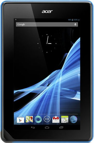 Планшет Acer ICONIA B1-A71-83170500nk (NT.L15EE.003)