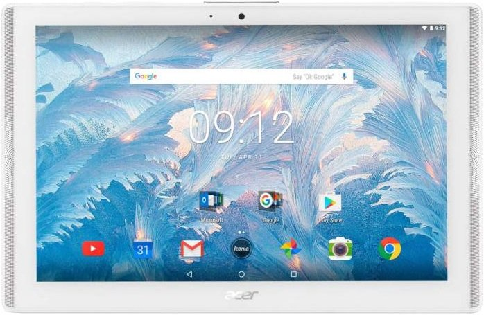 Планшет Acer Iconia One 10 B3-A40FHD 32GB (NT.LE2EE.008) фото