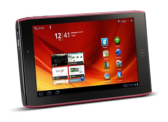 Планшет Acer ICONIA TAB A100 (XE.H8MEN.009)