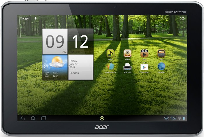 Планшет Acer Iconia Tab A701 32GB 3G (HT.H9XEE.002)