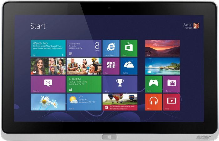 Acer iconia tab w701 - 531