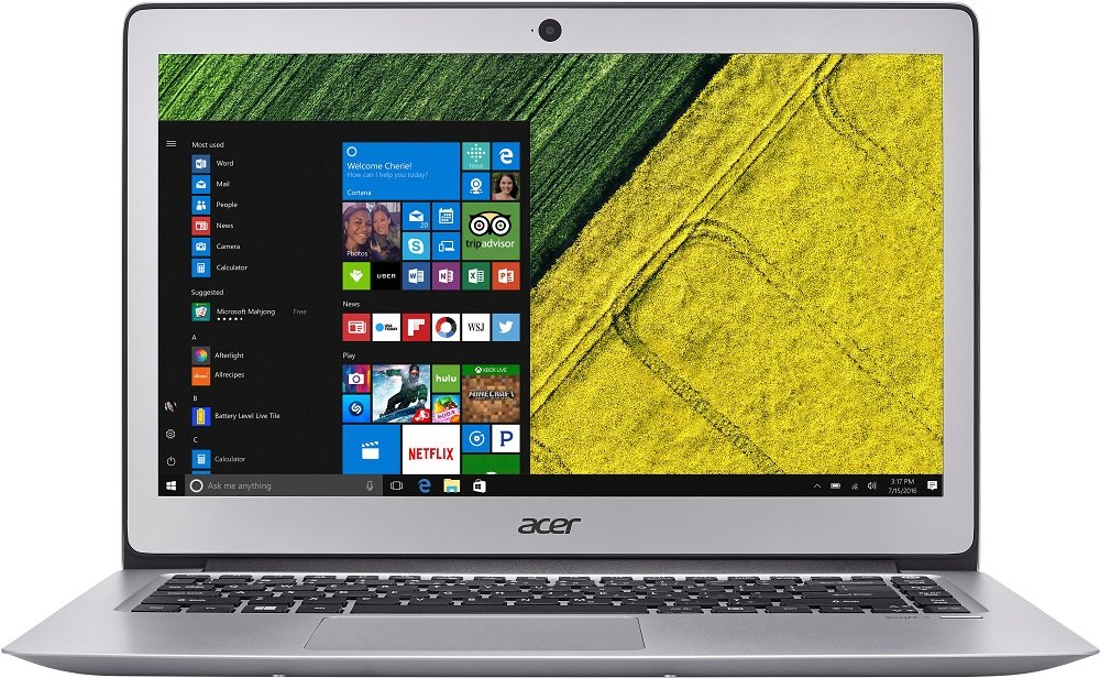 Ноутбук Acer Swift 3 SF314-51-36RE (NX.GKBEU.016)