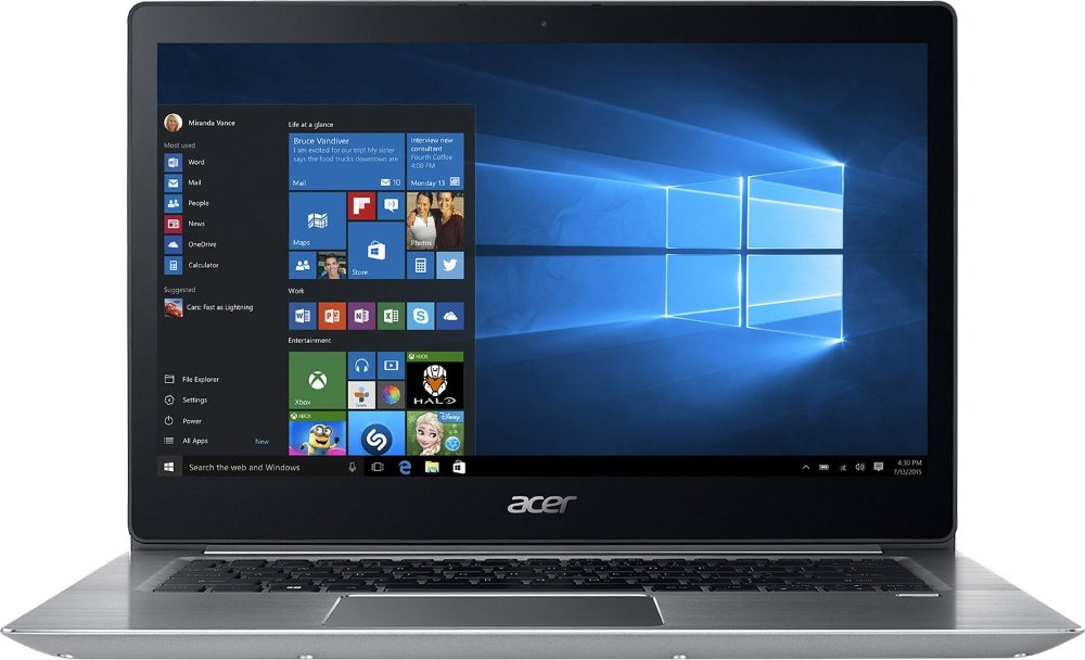 Ультрабук Acer Swift 3 SF314-52-33XB (NX.GNUEP.009) фото
