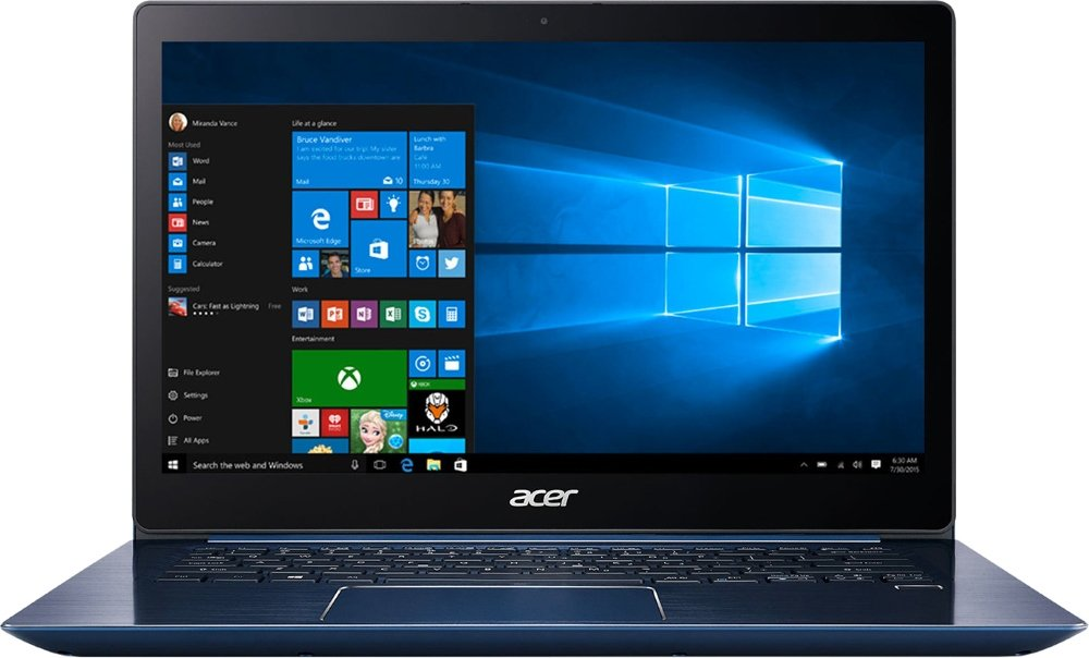 Ультрабук Acer Swift 3 SF314-52-51QS (NX.GQJER.001) фото