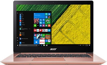 Ультрабук Acer Swift 3 SF314-52G-8240 (NX.GQYER.002) фото