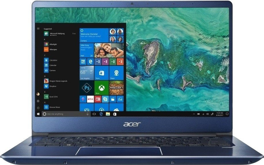 Ультрабук Acer Swift 3 SF314-54G-337H (NX.GYGER.008) фото