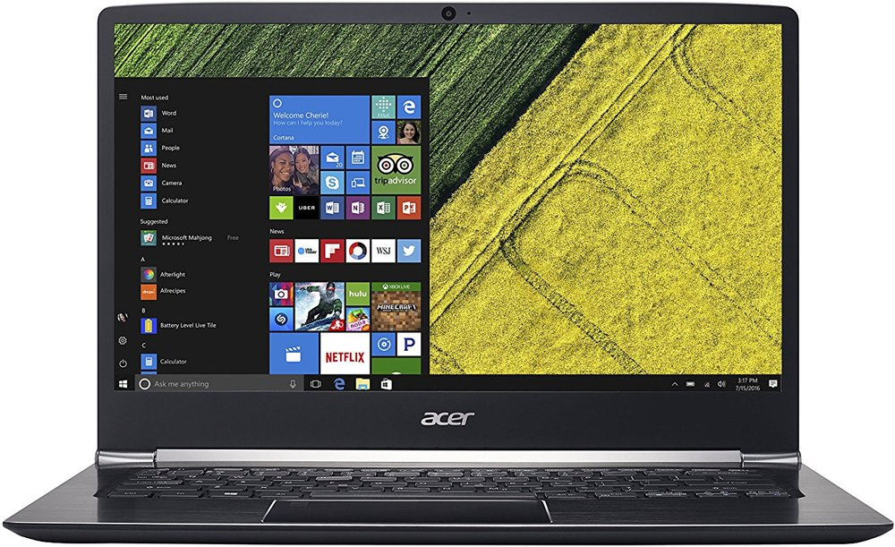 Ноутбук Acer Swift 5 SF514-51-73Q8 (NX.GLDER.001) фото