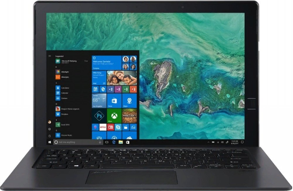 Ноутбук-трансформер Acer Switch 7 Black Edition SW713-51GNP-87T1 (NT.LEPER.002) фото