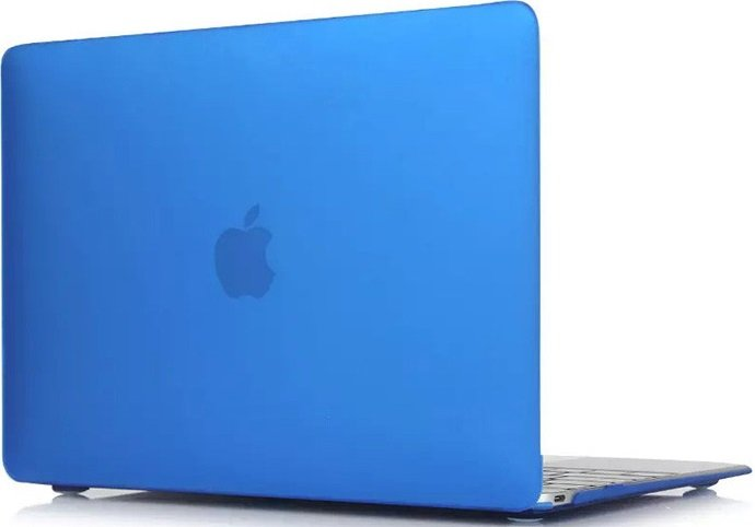 Чехол для ноутбука Enkay Translucent Shell Blue for Apple MacBook Pro 13 (2016) фото