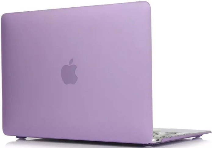 Чехол для ноутбука Enkay Translucent Shell Purple for Apple MacBook Pro 13 (2016) фото