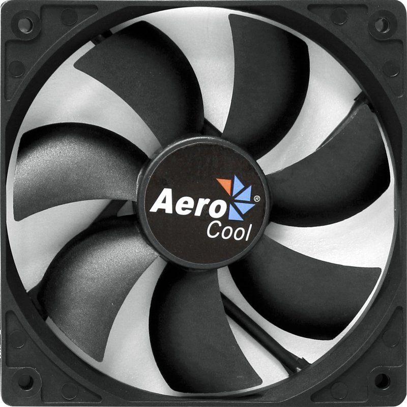 Вентилятор Aerocool Dark Force 12cm
