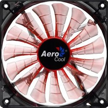 Вентилятор AeroCool Shark Fan Evil Black Edition 14cm