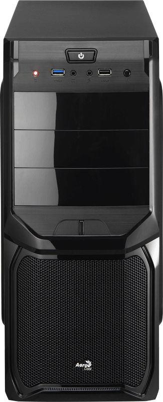 Корпус для компьютера Aerocool V3X Advance Black Edition 500W фото