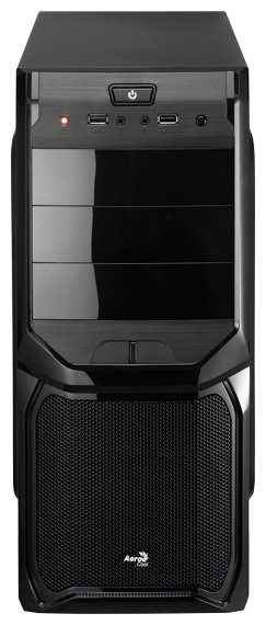 Корпус для компьютера Aerocool V3X Advance Black Edition 700W фото