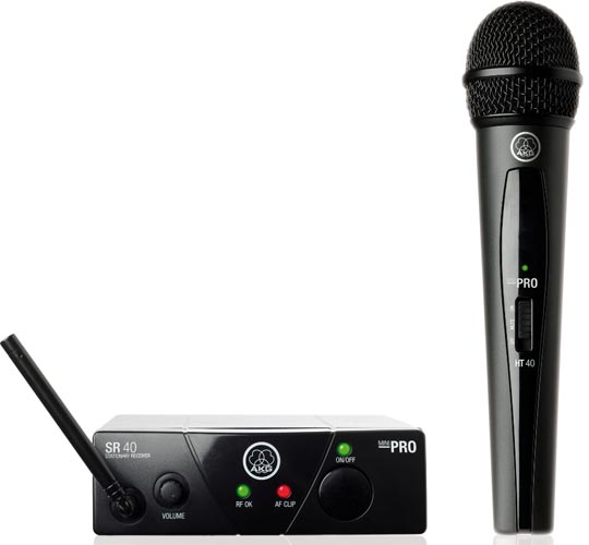 Микрофон AKG 40 Mini Vocal Set