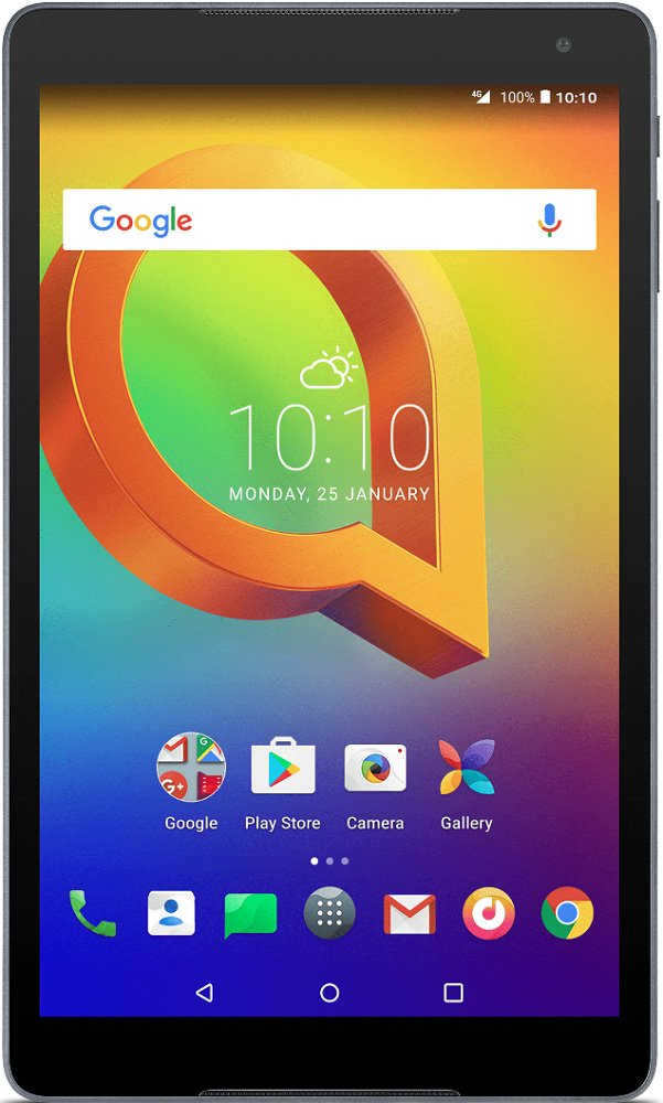 Планшет Alcatel A3 16GB LTE Black фото
