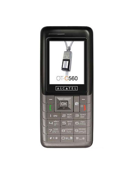 ��������� ������� Alcatel One Touch C560