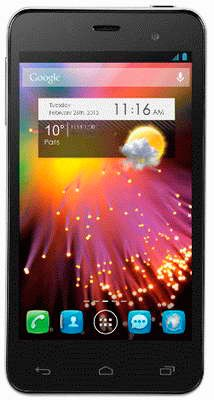 ��������� ������� Alcatel One Touch Star 6010