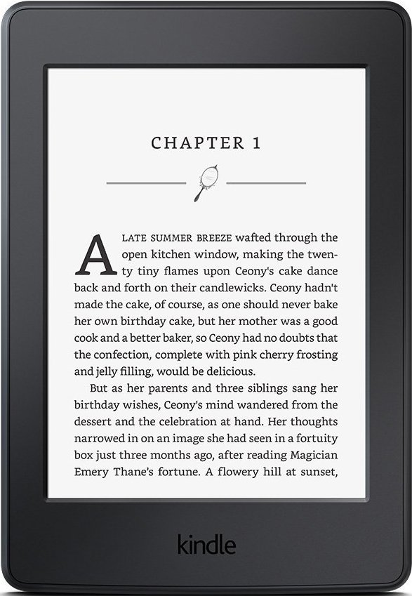 Электронная книга Amazon Kindle Paperwhite (2015 год) 4Gb