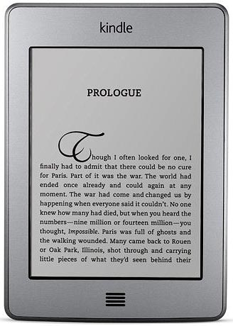 Электронная книга Amazon Kindle Touch 3G 4Gb