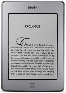 ����������� ����� Amazon Kindle Touch 4Gb