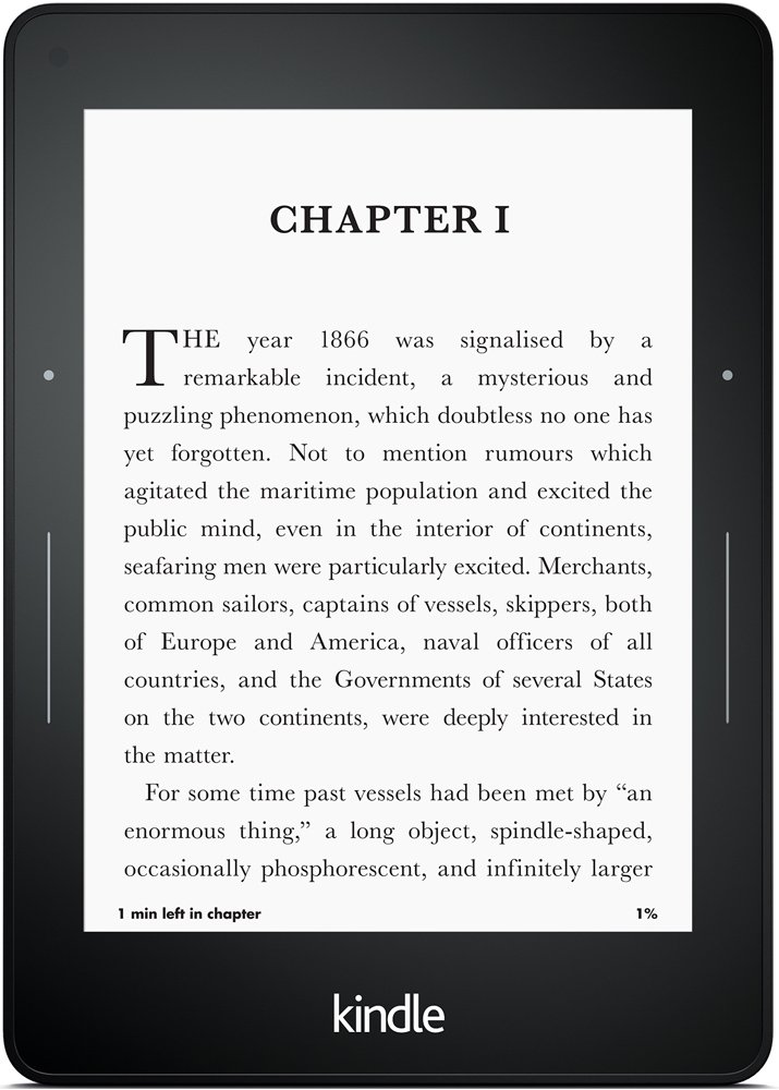 Электронная книга Amazon Kindle Voyage 4Gb