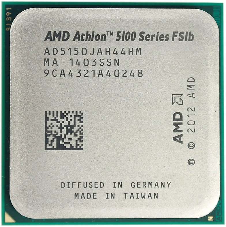 Процессор AMD Athlon 5150 1.6Ghz
