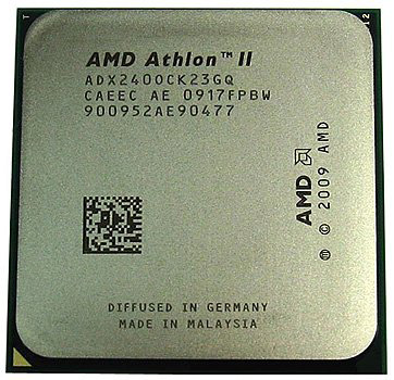 Процессор AMD Athlon II X2 240 2.8Ghz