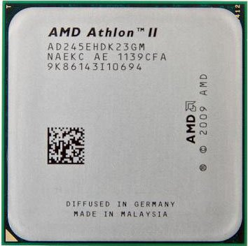 Процессор AMD Athlon II X2 245 2.9Ghz