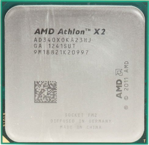 Процессор AMD Athlon II X2 340 3.2Ghz
