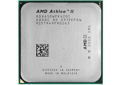 Процессор AMD Athlon II X4 635 2.9Ghz