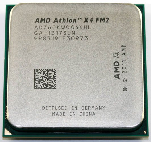 Процессор AMD Athlon II X4 760K 3.8Ghz