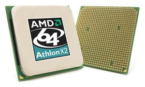 Процессор AMD Athlon 64 X2 4600+ Brisbane 2.4Ghz