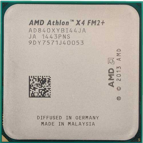 Процессор AMD Athlon X4 840 3.1 Ghz