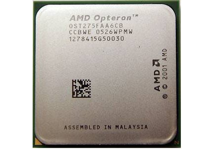 ��������� AMD Opteron 254 2.8 Ghz