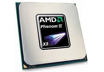 Процессор AMD Phenom II X3 720 Heka 2.8Ghz