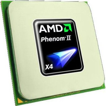 Процессор AMD Phenom II X4 830 2.8 Ghz