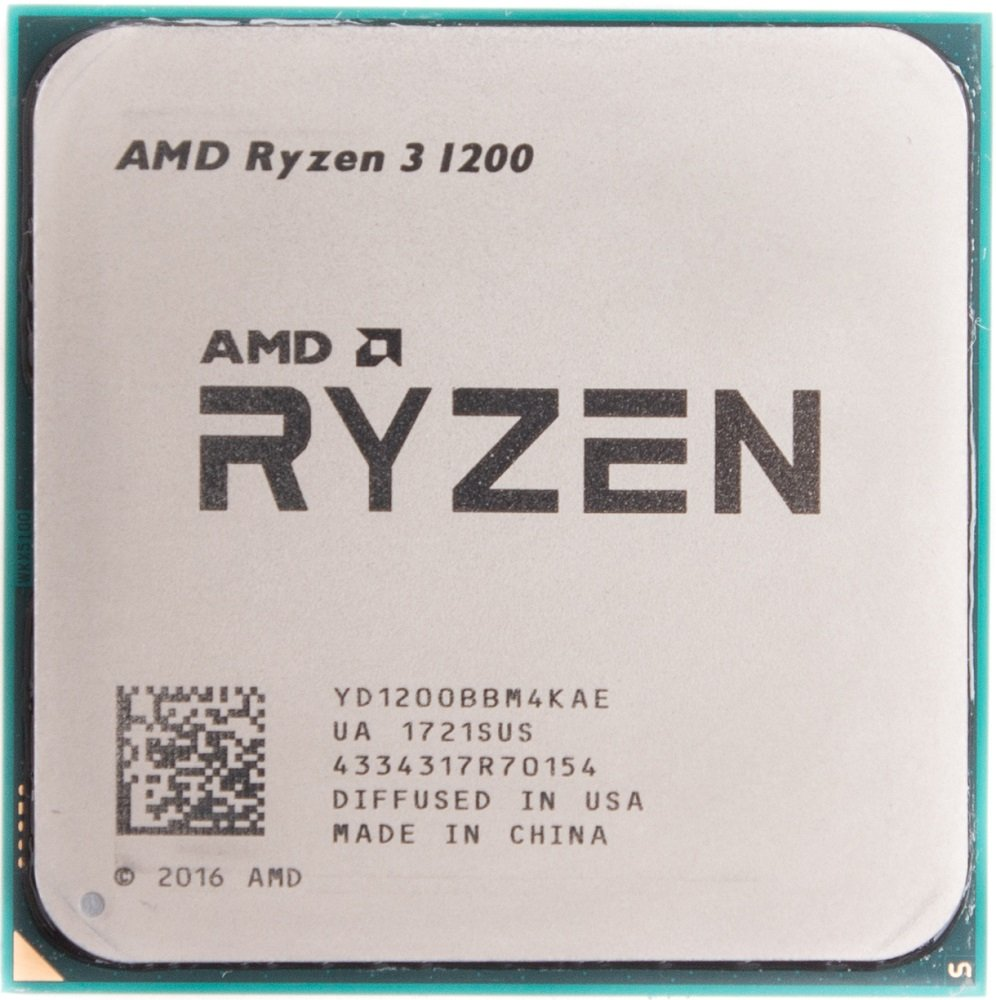Процессор AMD Ryzen 3 1200 3.1Ghz