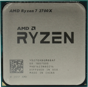Процессор AMD Ryzen 7 2700X 3.7GHz icon